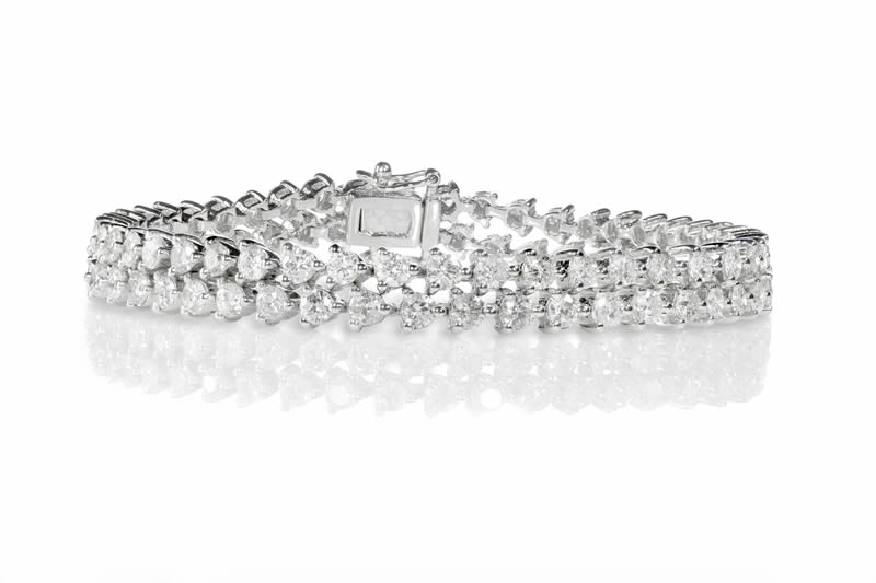 Diamond Bracelet - Shepard Insurance Group